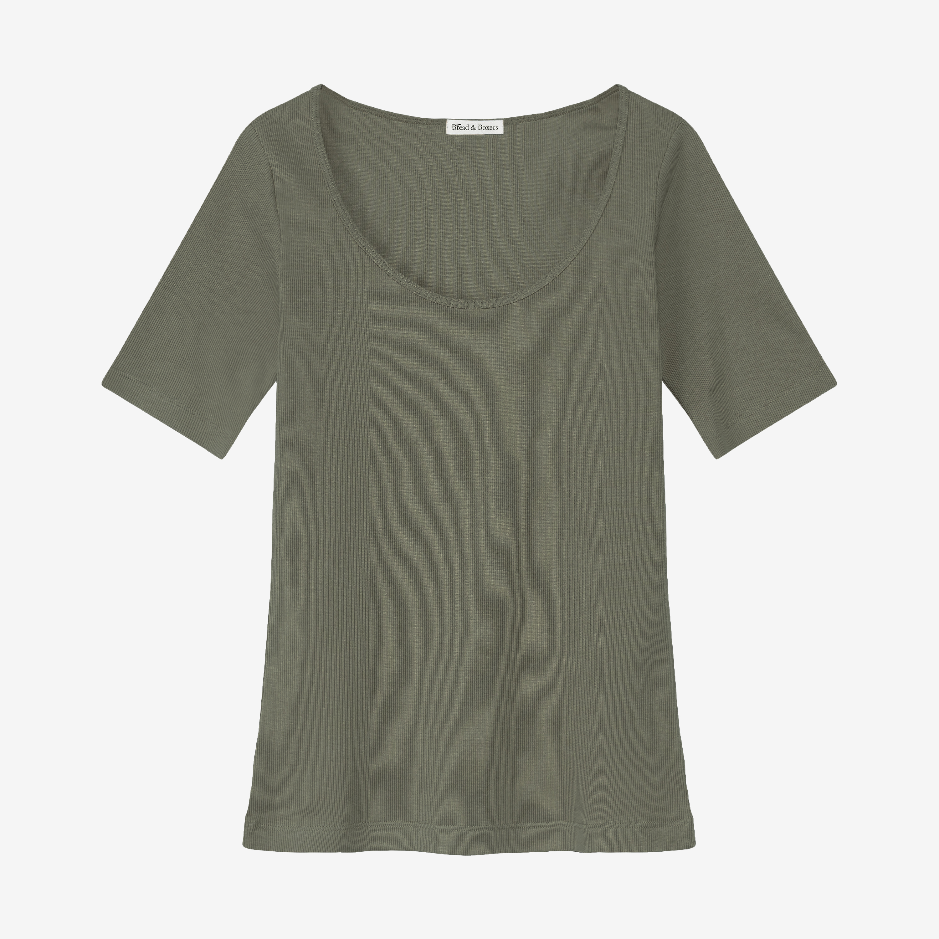 633-40_T-shirt_ribbed_olive-green_CO-A